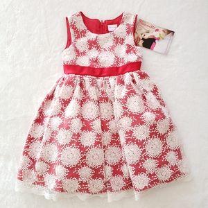 ❣movingSALE❣⭐NWT⭐ Nannette - Sequin Floral Dress